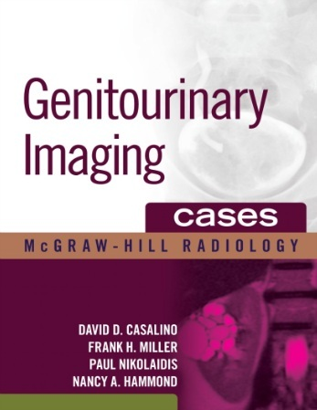 Genitourinary imaging cases