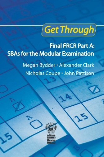 Get through final frcr part a sbas for the modular examination